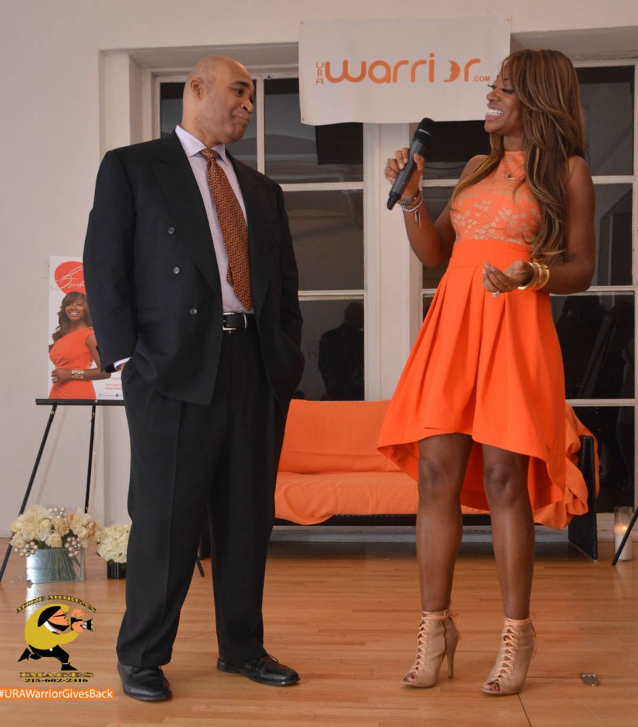 !Pre Release Party For The  Reality Show  URAWARRIOR  Tuesday December 17, 2013 at Ramscale Penthouse 463 West St, New York, New York That Airs ON The Oprah Winfrey Network January 2014Special to Mike Morgan Images